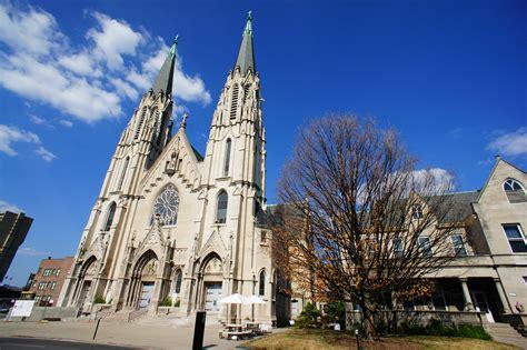 Filest Marys Catholic Church Indianapolis Indiana