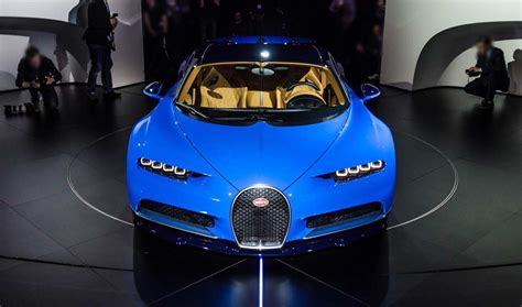 Geneva (cnn) it is not news that bugatti makes very expensive automobiles. 2017 Bugatti Chiron - First Impressions (With images ...
