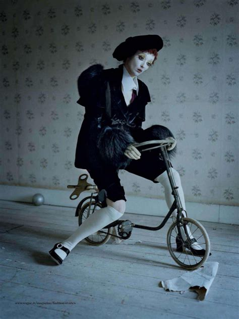 Amazing Photography Mechanical Doll Tim Walker