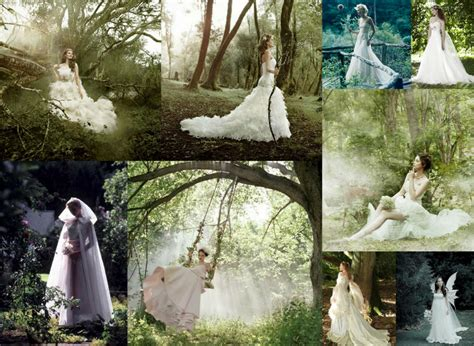 Ideas For Your Enchanted Forest Wedding  Fun & Unique