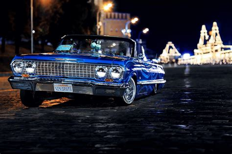 Chevy Impala Wallpaper Iphone by Chevrolet Impala Wallpapers Wallpaper Cave