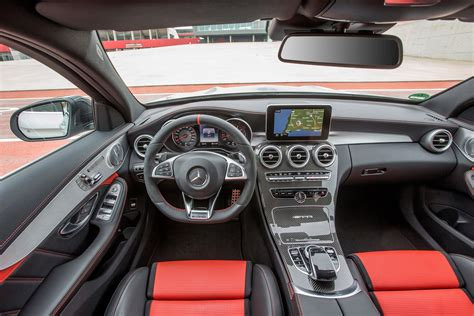 Every detail in the interior of the c 63 contributes to a stunning overall effect. 2015 Mercedes-AMG C63, C63 S Pricing Announced
