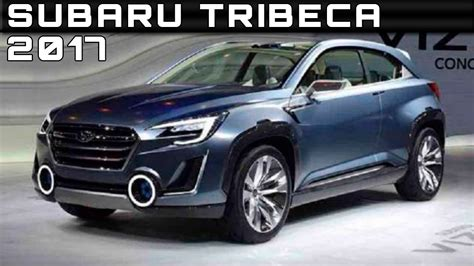 subaru tribeca review rendered price specs release