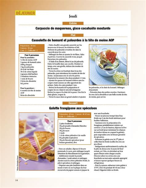 cuisine d 1 jour cuisine au jour le jour n 1 fév mar 2016 page 28 29