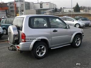 2000 Suzuki Grand Vitara 2 0