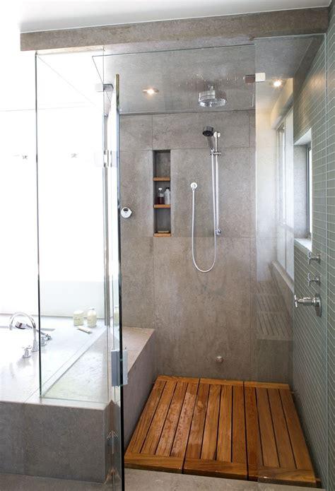 Einrichtung Gäste Wc by Grey Wood Nische Bathroom Badezimmer Duschr 228 Ume