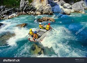 Soca River Slovenia July 8 White Stock Photo 128564720 ...