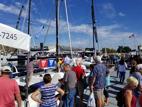 Raymarine Annapolis Boat Show by Sail Stiletto Wildjibe Sailstiletto