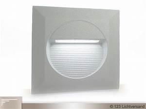 Treppenbeleuchtung Led Außen : 1 3x rayon 2 eckig led 230v ip65 treppenbeleuchtung wandlampen innen au en ebay ~ Markanthonyermac.com Haus und Dekorationen