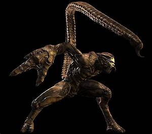 Scorpion (Character) - Giant Bomb