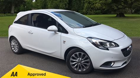 vauxhall corsa white cars  sale motorparks