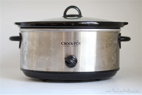 what is the best crockpot a review of five cookers new leaf wellness