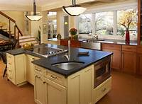 kitchen island with sink Is A Corner Kitchen Sink Right For You? Solving The Dilemma