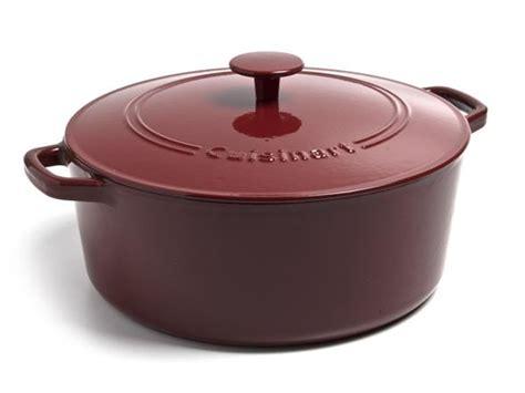 cuisinart chefs classic enameled cast iron cookware