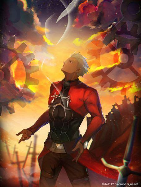 fatestay night archer emiya unlimited blade works