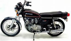 Suzuki Gs550 Gs550e Gs550l 1977