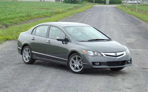 2010 Acura Csx Base Specifications