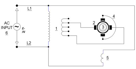 Dc Brush Motor Wiring Diagram by Schematics For Commutator Type Motors Ecn Electrical Forums