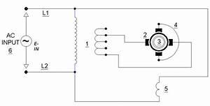 Schematics For  Commutator Type Motors