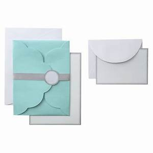 19 best images about tiffany blue invite on pinterest for Wedding invitation kits 50 count