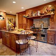 Country Kitchen Style For Modern House Country Style Kitchen Design