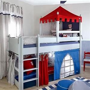 Lit En Hauteur Enfant : lit mi hauteur adulte maison design ~ Melissatoandfro.com Idées de Décoration