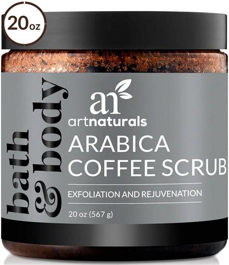 You can unsubscribe at anytime. ArtNaturals Arabica Coffee Body Scrub (20 Oz / 567g ...