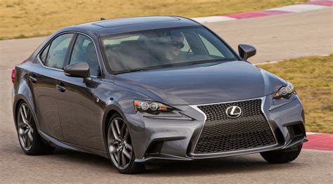 Is250 F Sport by Lexus Is250 F Sport 2014 Review Car Magazine