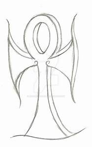 Ankh tattoo design by HatakeHinata on DeviantArt