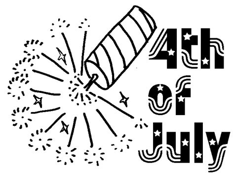 july black and white fourth of july clipart black and white clip me