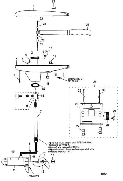 Motorguide Volt Trolling Motor Wiring Diagram