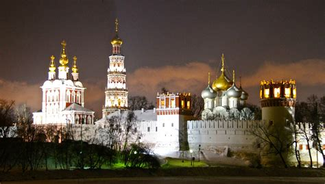 Moscow-modern Historical Fairy Tale