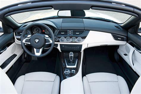 White Car Interior Bmw Z4 Interior Car Images
