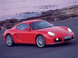 Porsche Cayman S 2006 : 2006 porsche cayman s production red side angle shore 1920x1440 wallpaper ~ Medecine-chirurgie-esthetiques.com Avis de Voitures