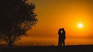 Couple Romantic Sunset 5K Wallpapers | HD Wallpapers | ID #26452