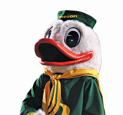 Oregon University Schill York Student Times Mascot