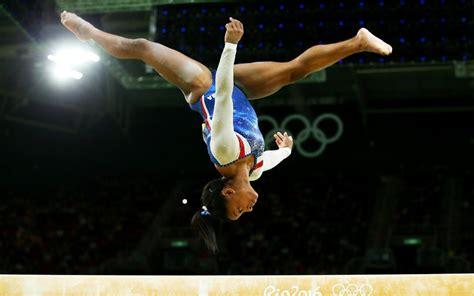 peerless simone biles flies  olympic