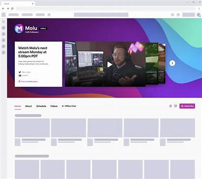 Twitch Channel Coming Twitchcon Site Features Tv