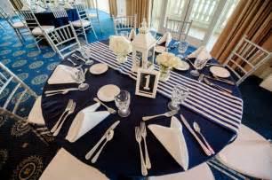 nautical wedding ideas centerpiece ideas for nautical preppy theme weddingbee