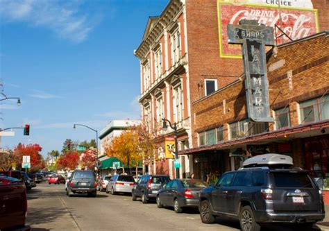 sonoma county town  list  top  main streets