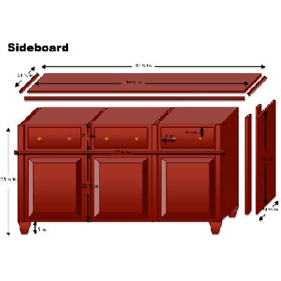 diy kitchen island from stock cabinets overview how to build a sideboard from stock cabinets