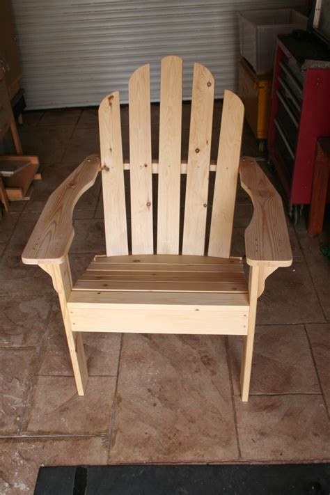 tall adirondack chairs woodworking talk woodworkers forum