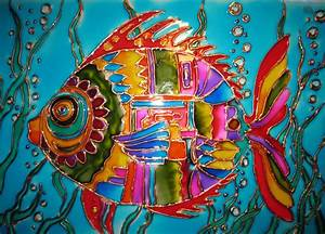 Imagination, Painting, Glass, Painting