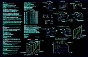 Construction Details Sections Dwg Section For Autocad