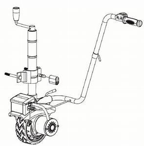 Certa 12v 350w Electric Motorised Jockey