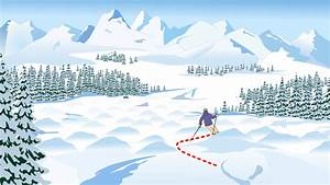 How To Ski  With Pictures