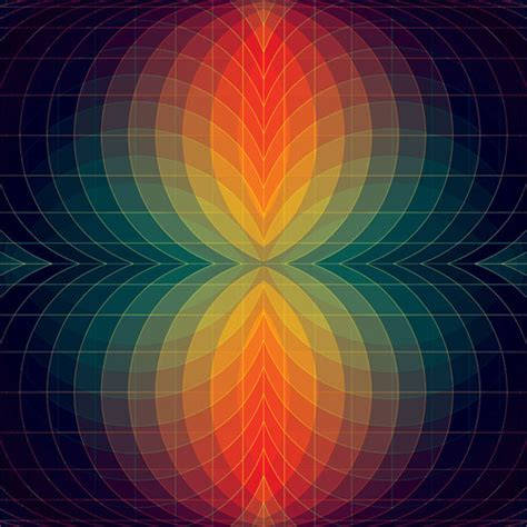 Abstract Cool Geometric Shapes by Gorgeous Geometric Designs Noupe