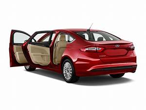 Image 2016 Ford Fusion 4 Door Sedan SE Hybrid FWD Open Doors Size 1024 X 768 Type Gif