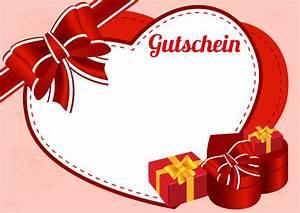 Gutscheine Selber Drucken : valentinstag gutschein vorlagen kostenlos zum ausdrucken ~ A.2002-acura-tl-radio.info Haus und Dekorationen