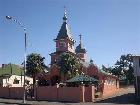 st nicholas russian orthodox cathedral brisbane wikipedia